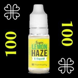e-liquide Harmony™ CBD Super Lemon Haze 100 mg