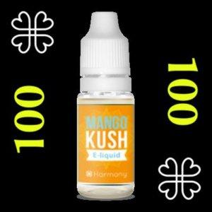 e-liquide Harmony™ CBD Mango Kush 100 mg