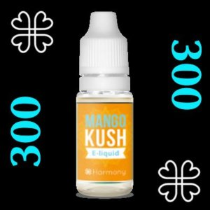 e-liquide Harmony™ CBD Mango Kush 300 mg