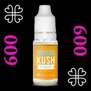 e-liquide Harmony™ CBD Mango Kush 600 mg