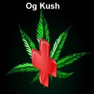 Rescue weed Og Kush