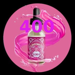 e-liquide Greeneo™ CBD 400 mg Candy Jack