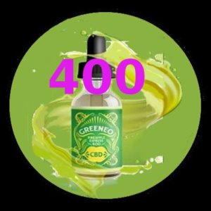 e-liquide Greeneo™ CBD 400 mg Pinapple Express