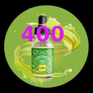 e-liquide Greeneo™ CBD 400 mg Pinapple Express