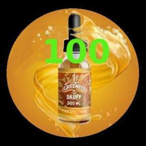 e-liquide Greeneo™ CBD 100 mg Sküff