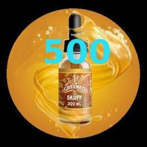 e-liquide Greeneo™ CBD 500 mg Sküff
