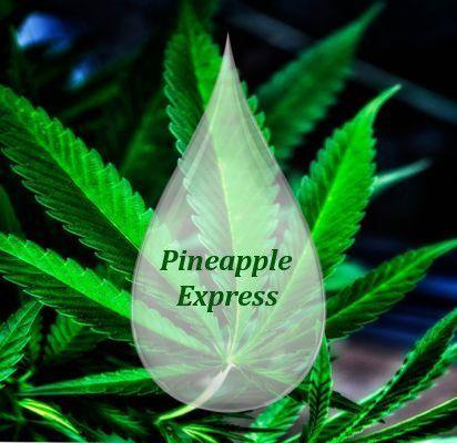 Pineapple Express 1000 mg CBD - DIY