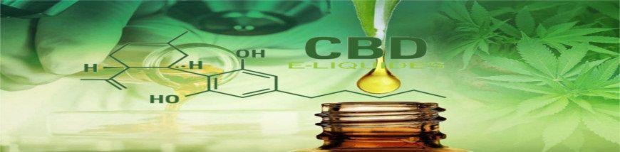 Liquides CBD