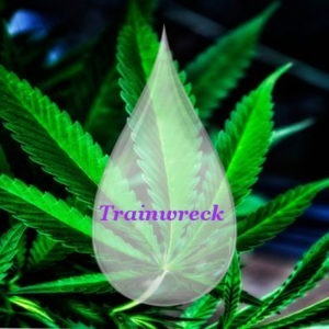 Liquide Trainwreck 1000 mg CBD