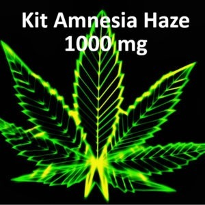 kit CBD DIY amnesia haze
